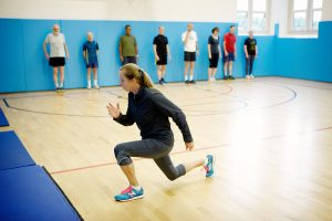 Running Coaching for Drill and Core